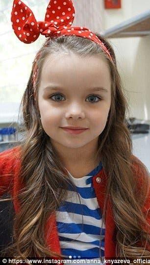 la plus belle petite fille du monde