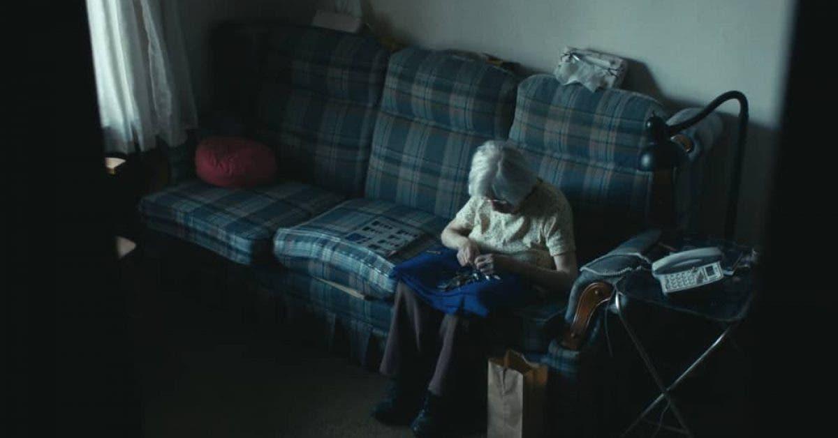 Voici la vie des personnes âgées oubliées les derniers jours de leur existence