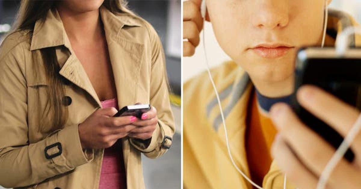 Alerte : Voici le code SMS secret que tous les parents doivent montrer à leurs enfants
