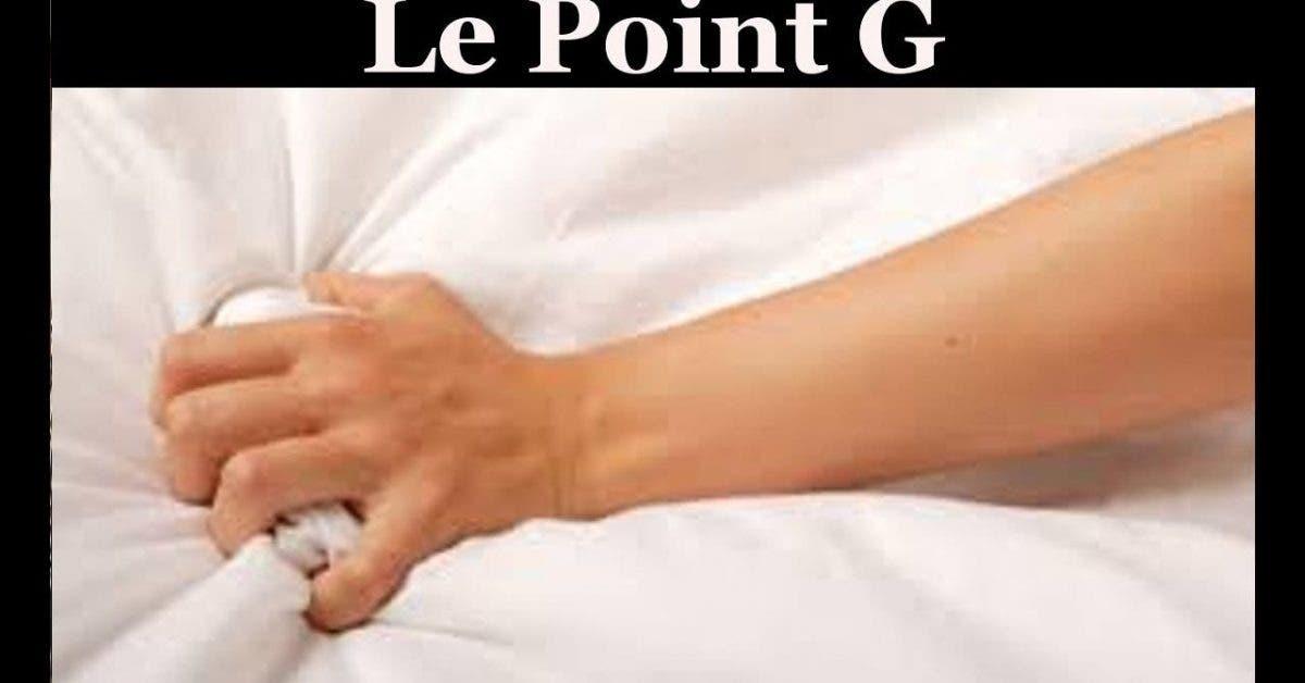 Voici le secret pour libérer votre point G