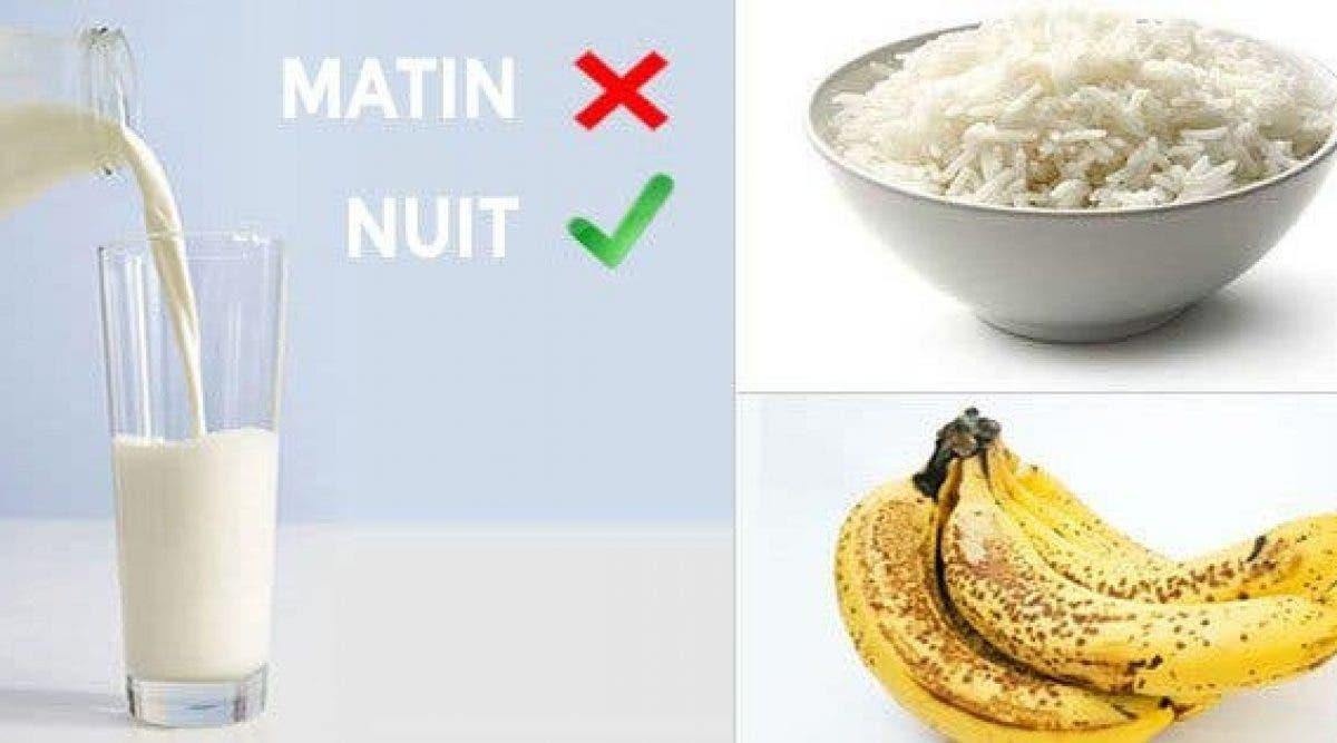 Voici les 5 aliments que vous mangez à la mauvaise heure ! Cela nuit à votre santé !