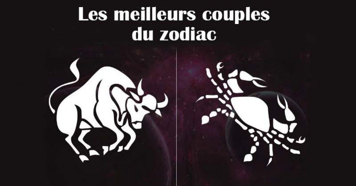 Voici les couples qui sont les plus puissants et les plus passionnés selon le zodiaque