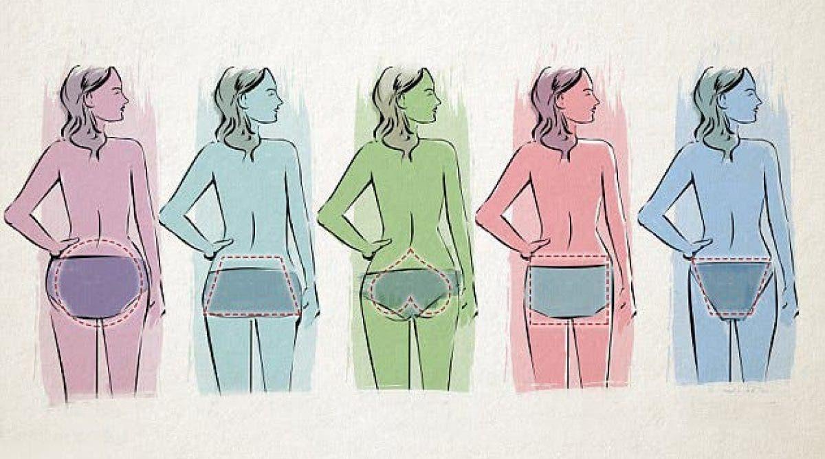 Voici les sous-vêtements parfaits pour vous selon la forme de vos fesses