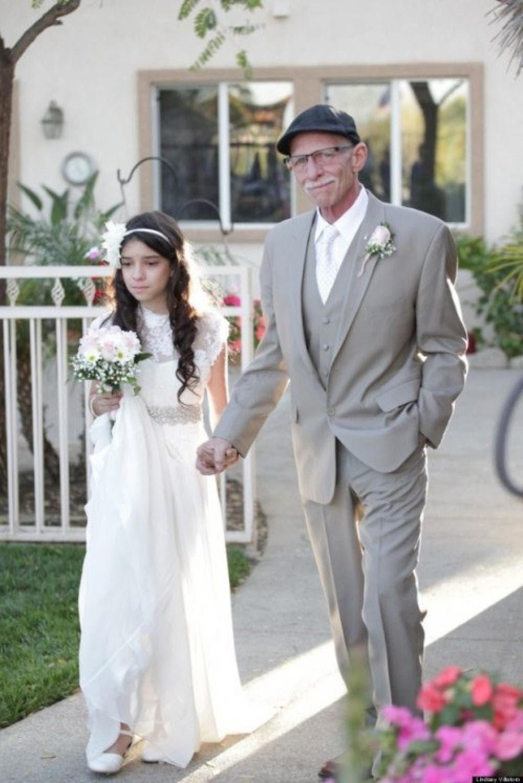 Voici pourquoi cette fille de 11 ans se marie avec un homme de 62 ans
