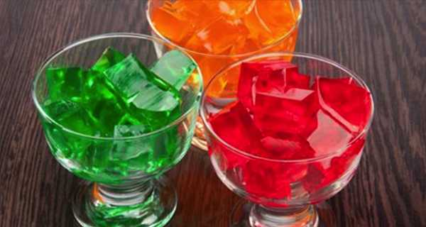 Here's why doctors give gelatin in hospitals ..
