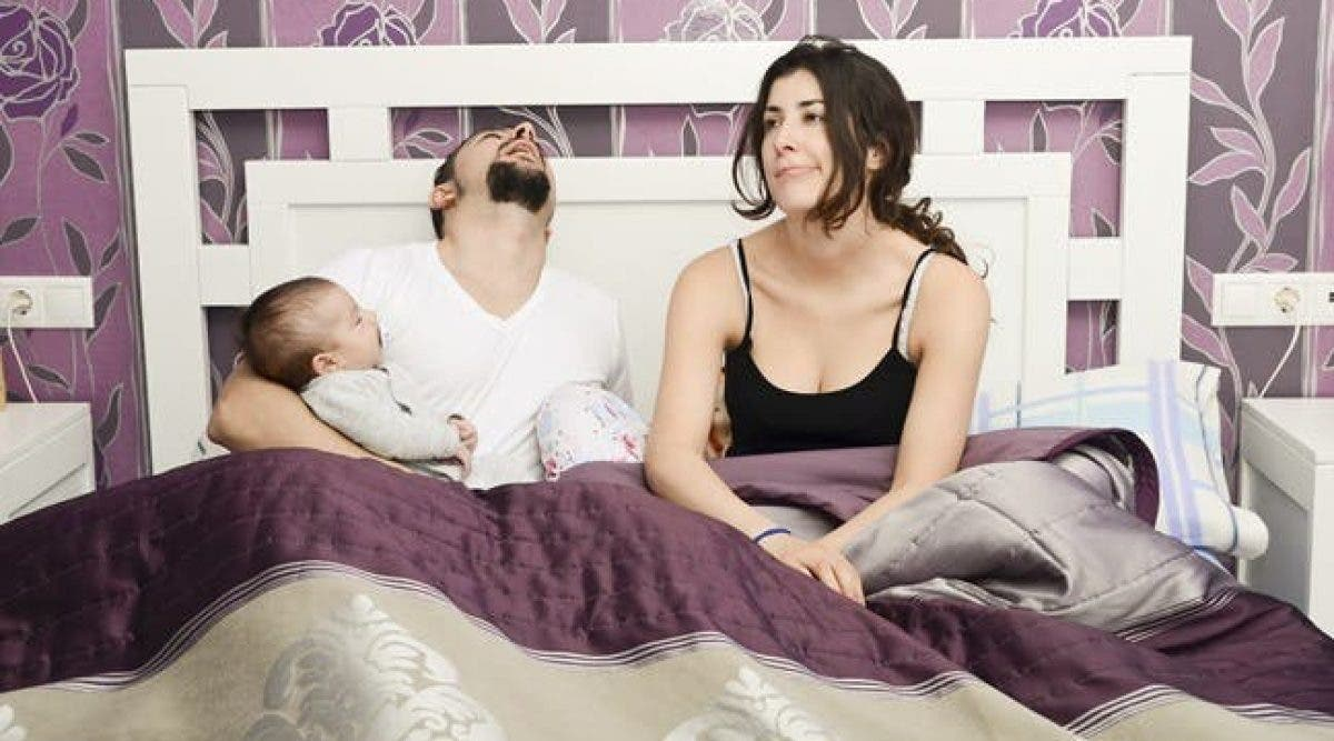 Voici pourquoi les parents sont toujours fatigué après la naissance de leur bébé !
