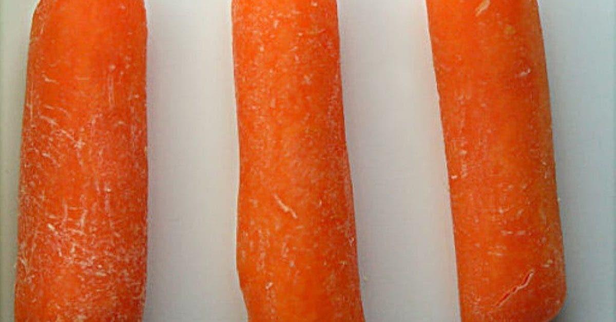 Voici pourquoi vous ne devez plus consommer les mini carottes vendues en supermarche 1