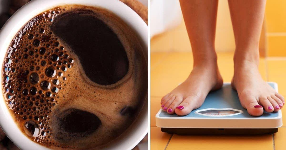 Voici une méthode scientifiquement prouvée de perdre du poids en buvant du café
