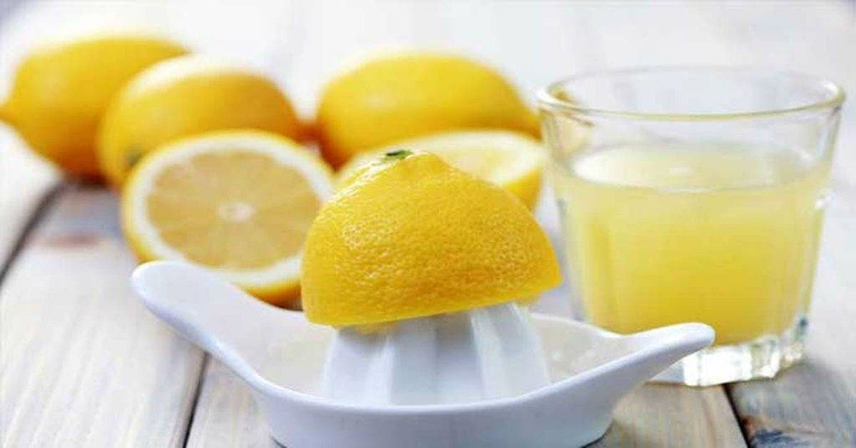 Voila comment perdre du poids avec la moitié d'un citron par jour