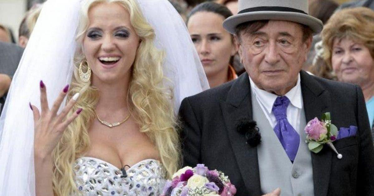 Voilà pourquoi les hommes âgés tombent amoureux des jeunes femmes