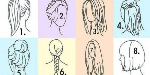 Votre coiffure dit beaucoup de choses de votre personalité