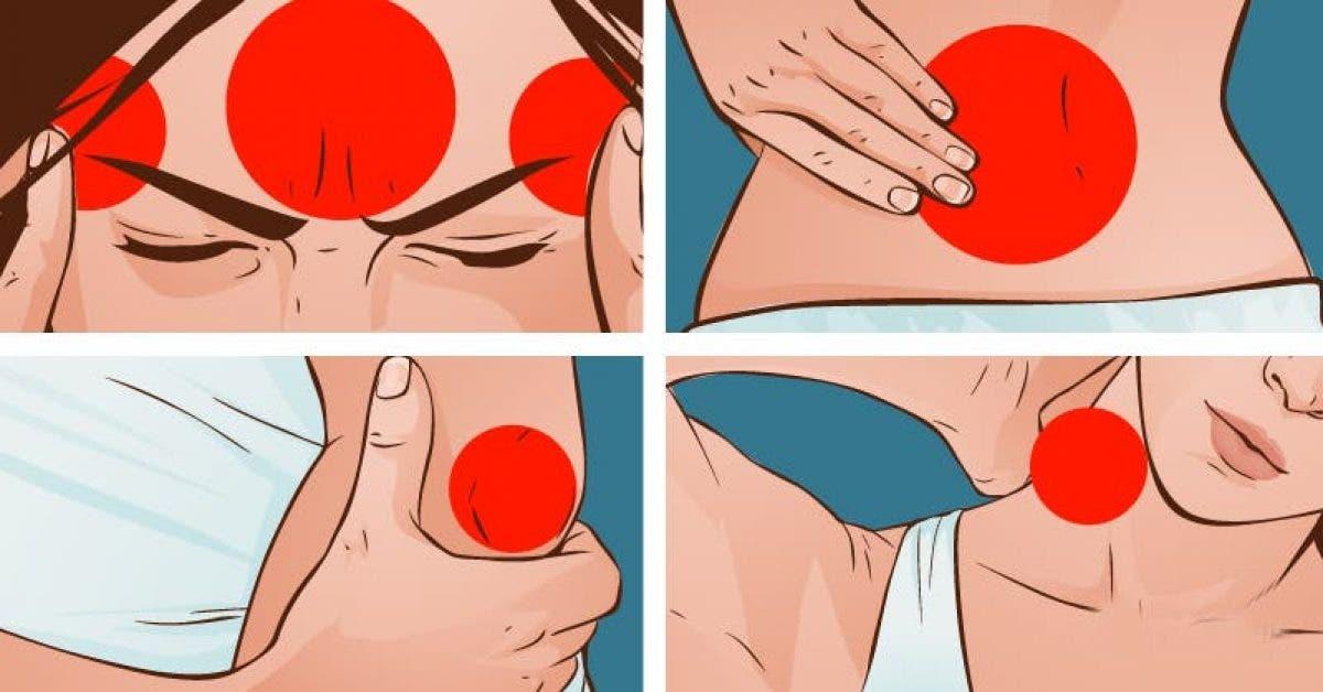 Votre état émotionnel peut causer ces 7 types de douleurs