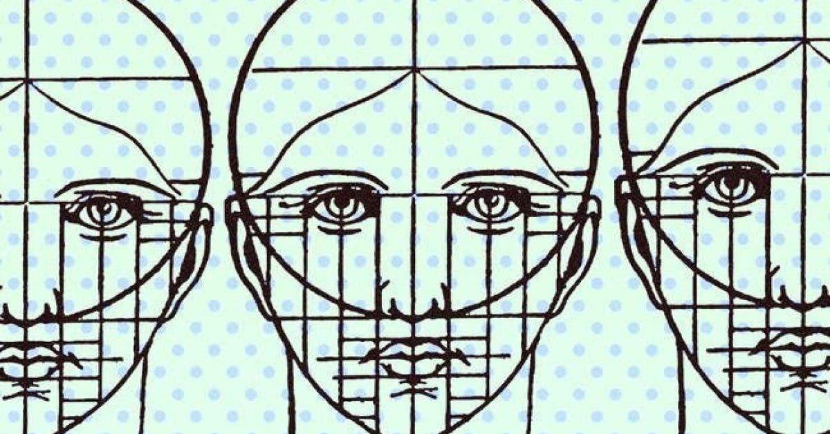Votre forme de visage pourrait révéler à quel point vous êtes susceptible de tromper