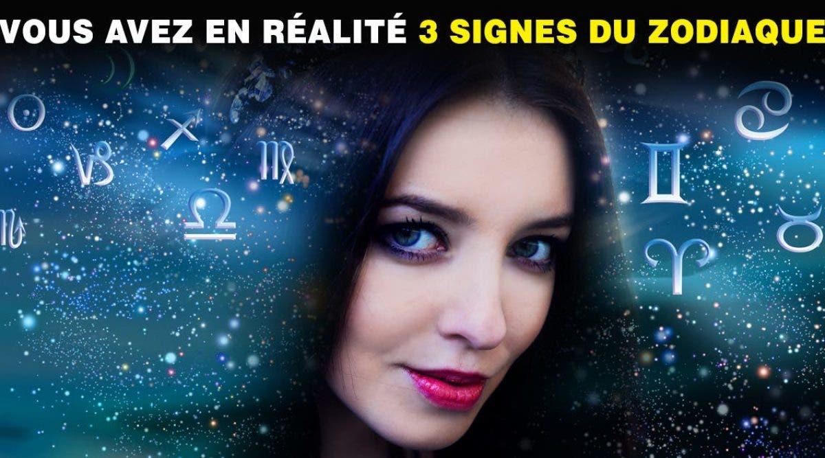 réalité 3 signes du zodiaque