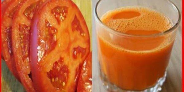 cécité, d'arthrite, d'inflammation, ni de cholestérol avec ce jus - mais vous devez connaître la recette
