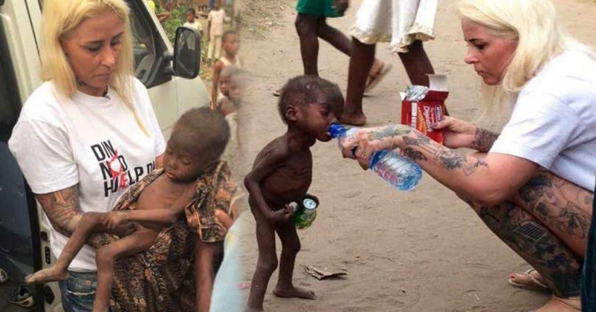 Vous rappelez-vous de ce garçon qui allait mourir de faim ? Découvrez comment il est devenu aujourd'hui