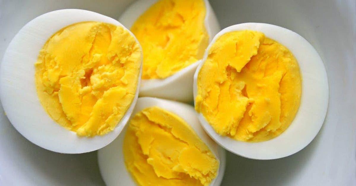 régime aux œufs durs