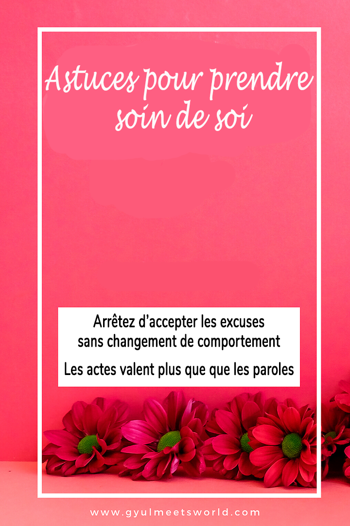 accepter les excuses