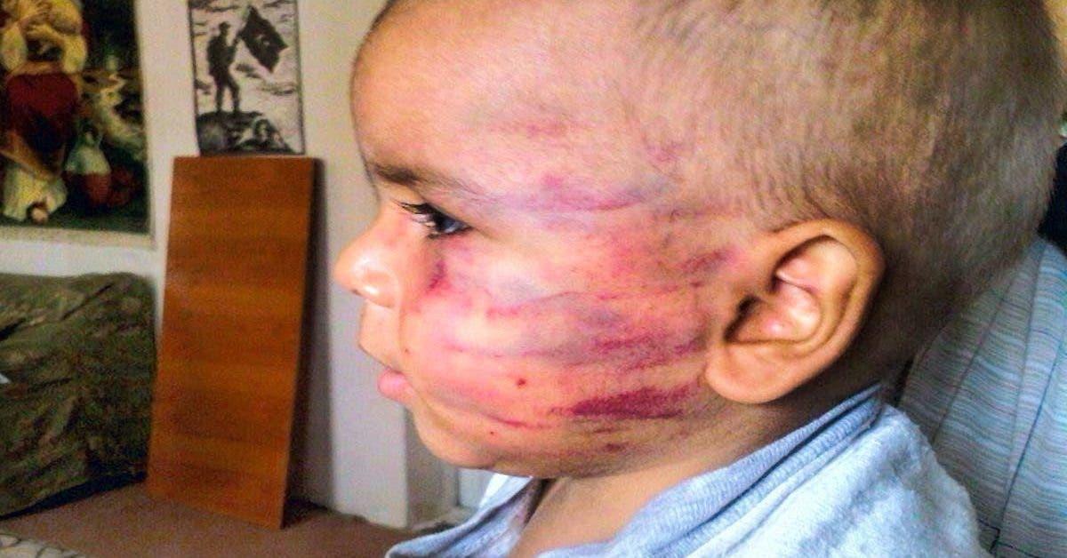 alerte contre la violence infantile message a tous ceux qui battent leurs enfants 1