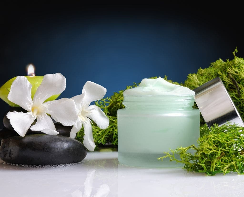 algue cosmetique