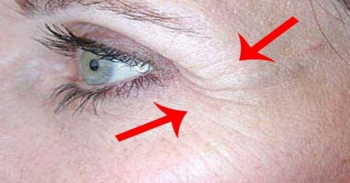 appliquez cet ingredient pour prevenir les pattes doie autour de vos yeux 1