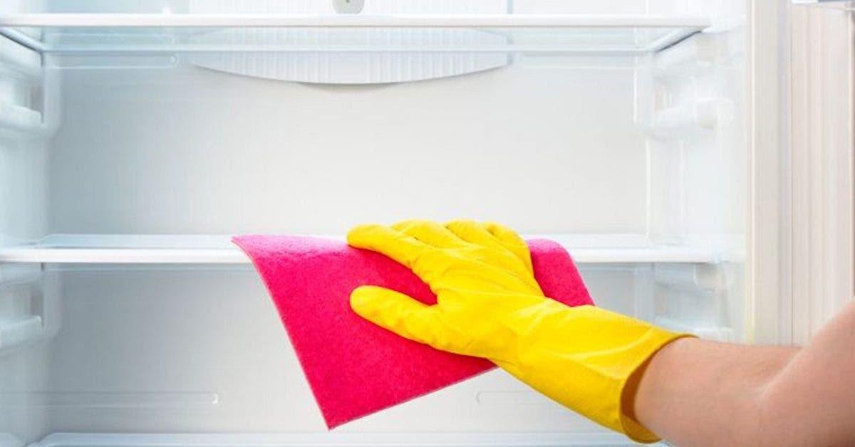 apprenez a nettoyer et desinfecter votre refrigerateur avec ces astuces pour le rendre comme neuf fb