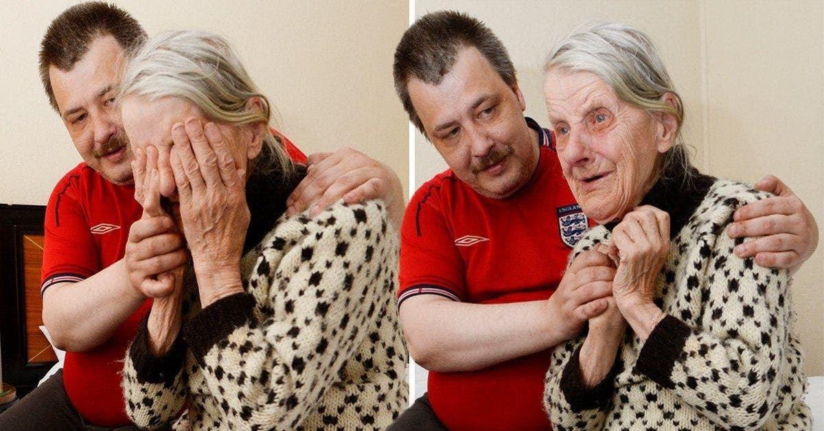 apres avoir perdu son logement cette femme agee de 87 ans est obligee de dormir dans la rue 1 1