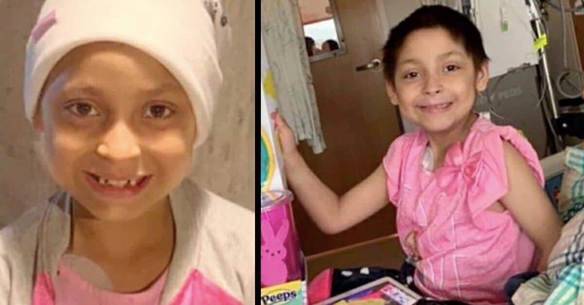 apres avoir vaincu le cancer elle fait un geste qui fend le coeur 1