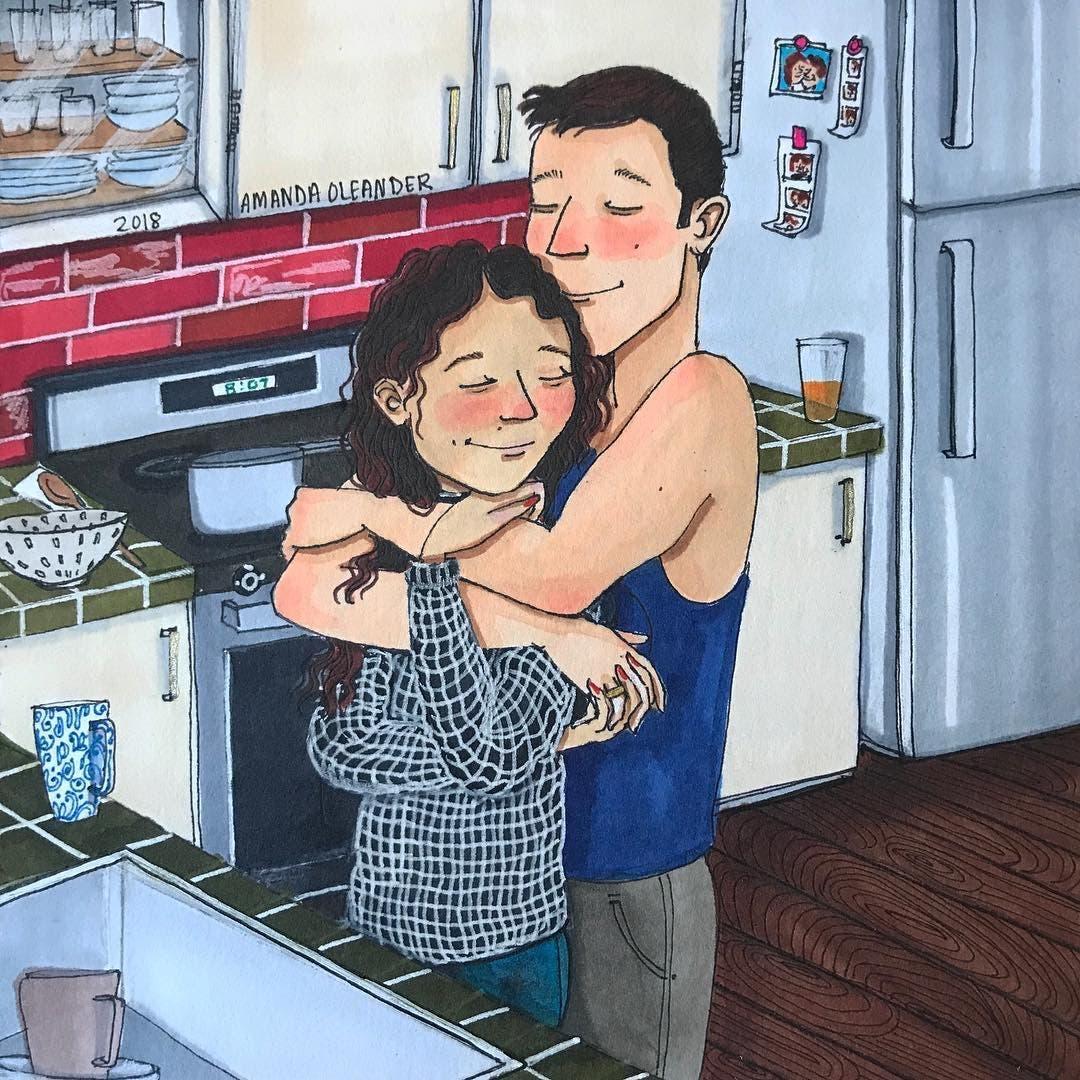 la vie de couple