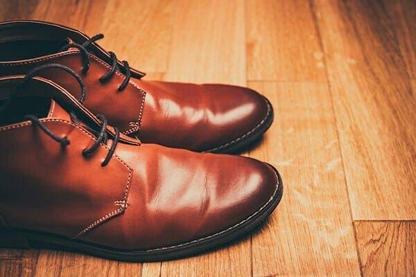 assouplir les chaussures