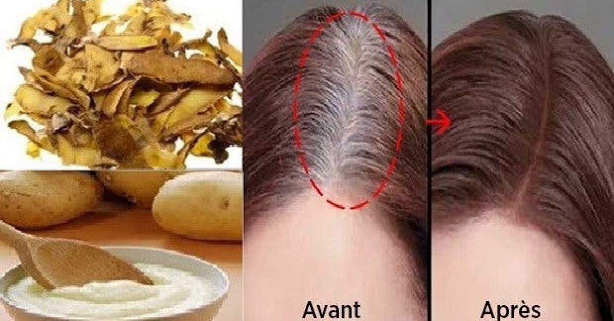 astuce voici comment vous debarrasser des cheveux blancs naturellement 1