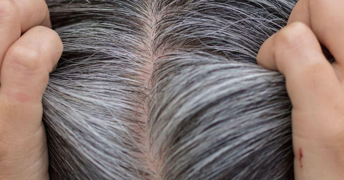 5 astuces de génie pour couvrir les cheveux gris naturellement à la maison