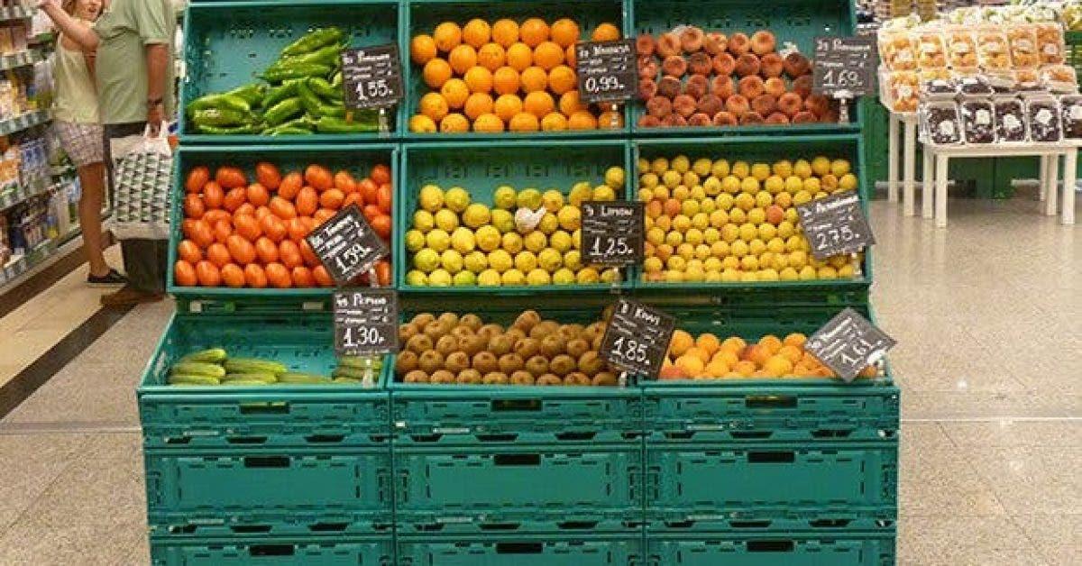 attention ces 12 produits contiennent le plus de pesticides 1