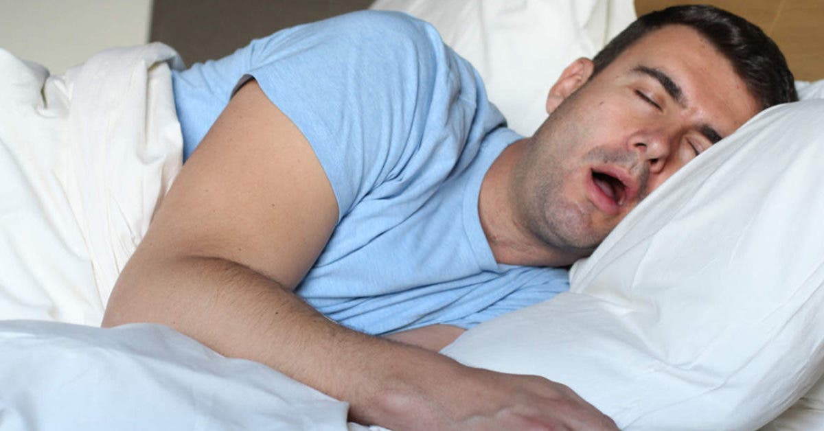 Pourquoi bavons-nous de la bouche pendant le sommeil ?