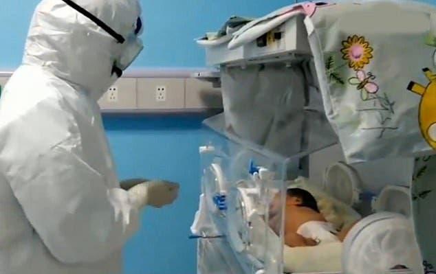 bebe se remet du coronavirus sans medicaments2