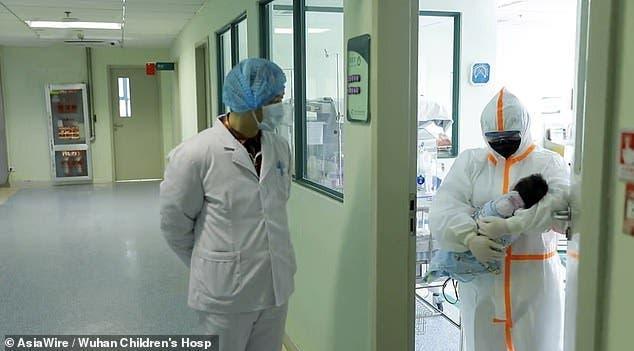 bebe se remet du coronavirus sans medicaments3
