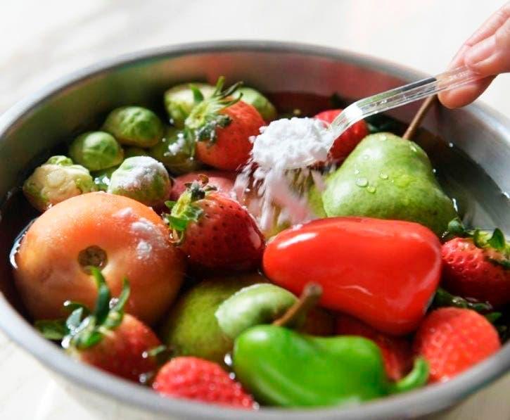 bicarbonate fruits