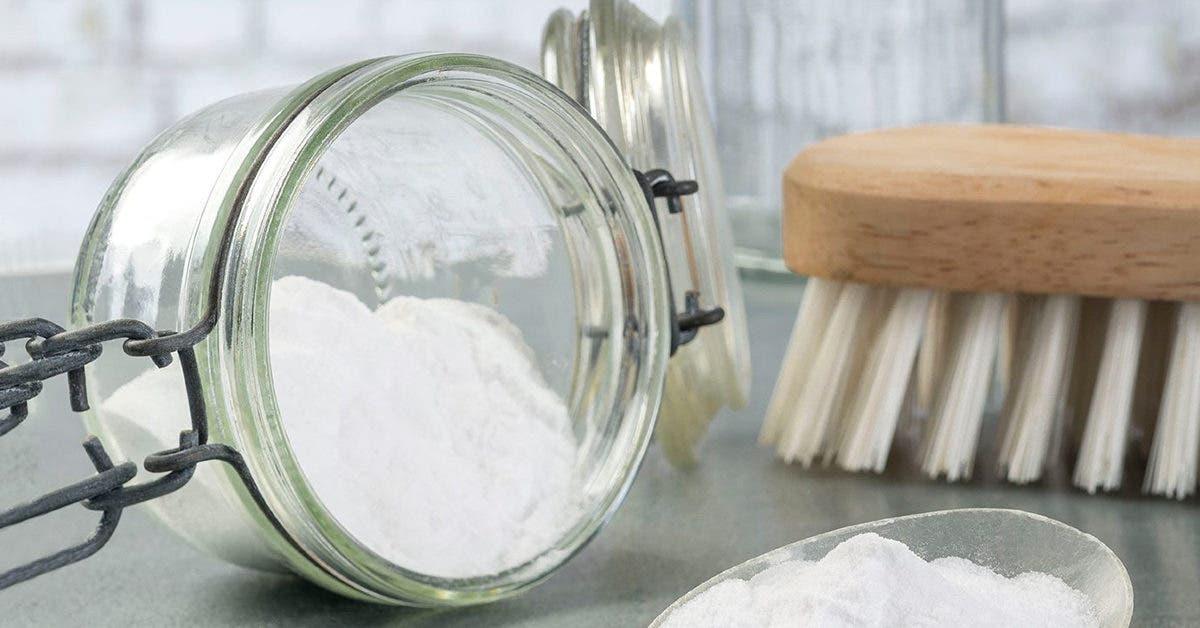 Bicarbonate de soude : 11 manières de l'utiliser pour le nettoyage de la maison