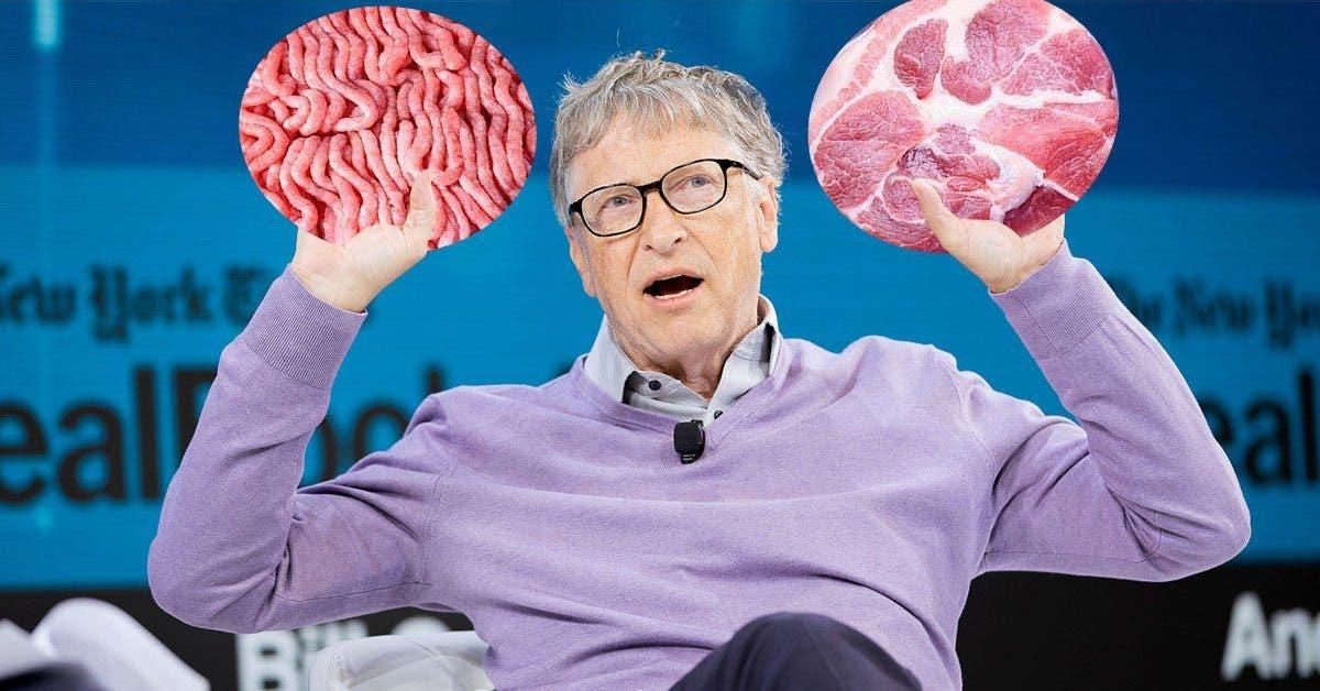 Pourquoi Bill Gates recommande d'arrêter la consommation de bœuf ?