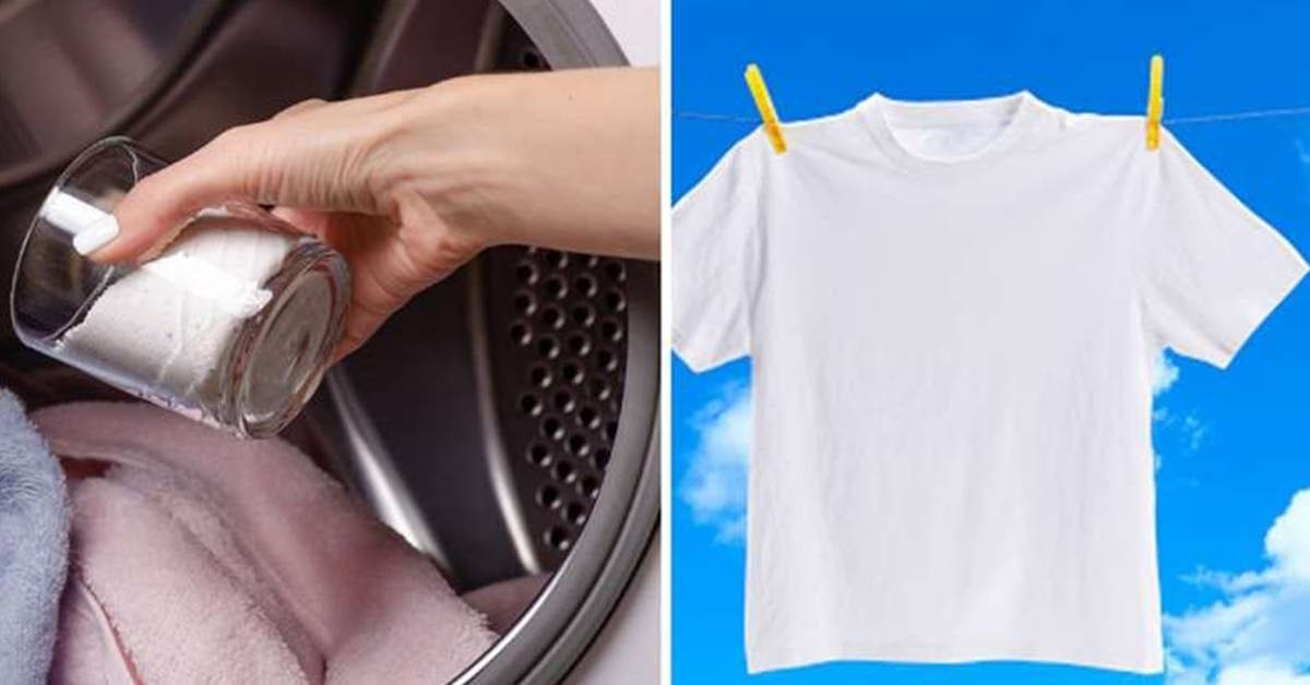 3 astuces avec du vinaigre pour blanchir, éliminer les poils d'animaux et les mauvaises odeurs de vos vêtements