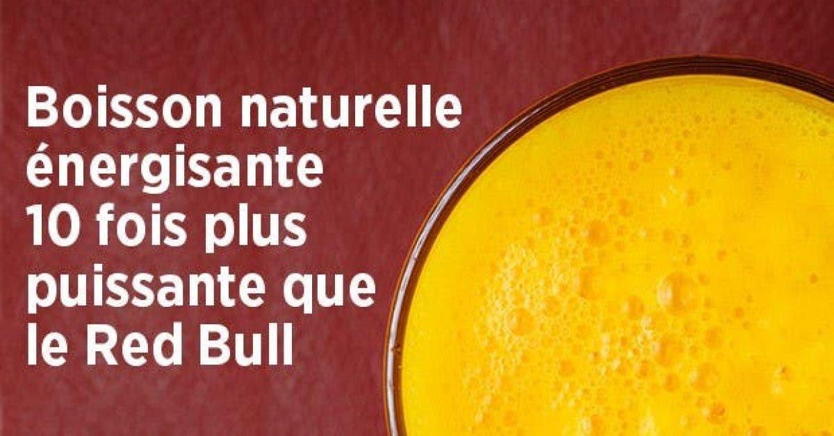 boisson naturelle energisante fois plus puissante que red bull 1