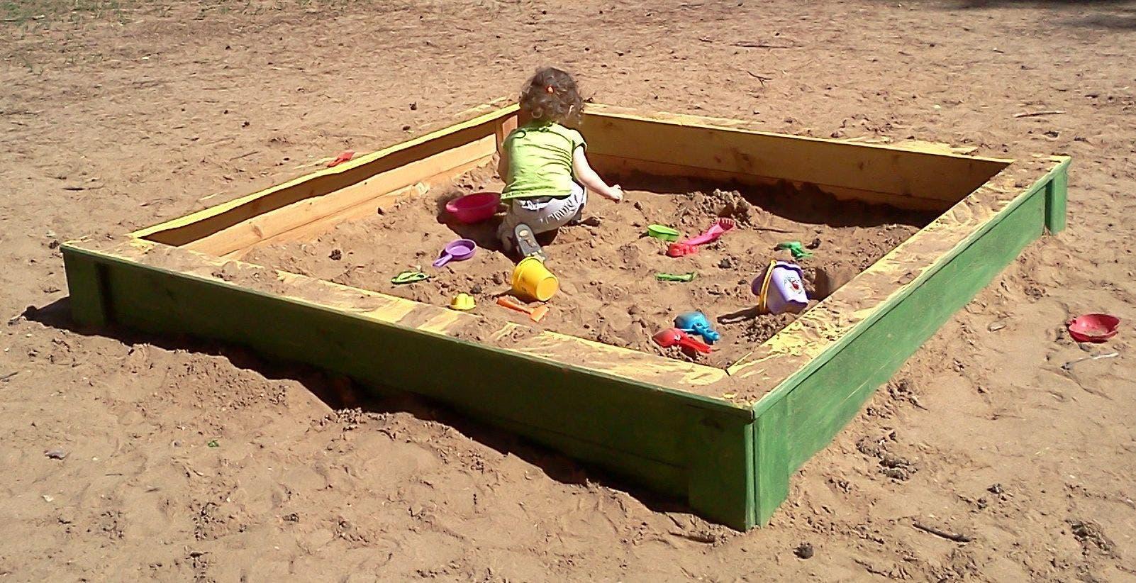 boite de sable