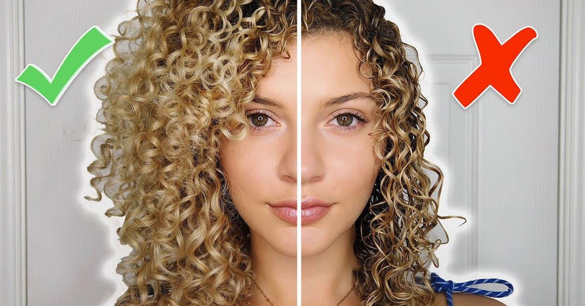 Comment boucler vos cheveux rapidement et facilement ?