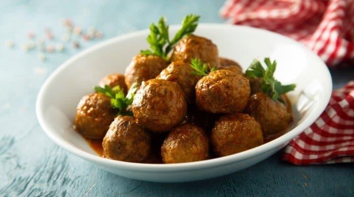 boulettes de viande au four