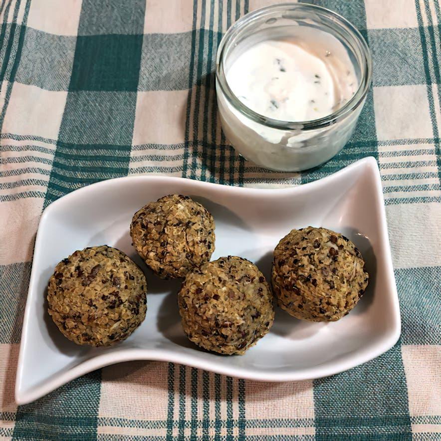 boulettes quinoa