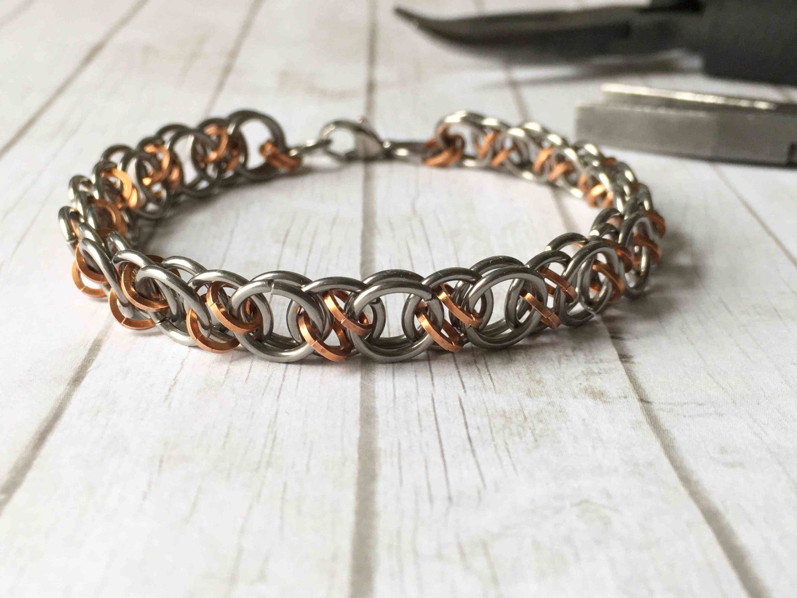 bracelet cuivre scaled