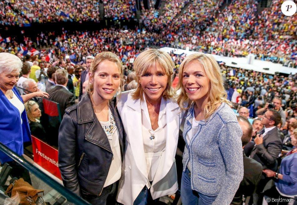 brigitte macron et ses filles