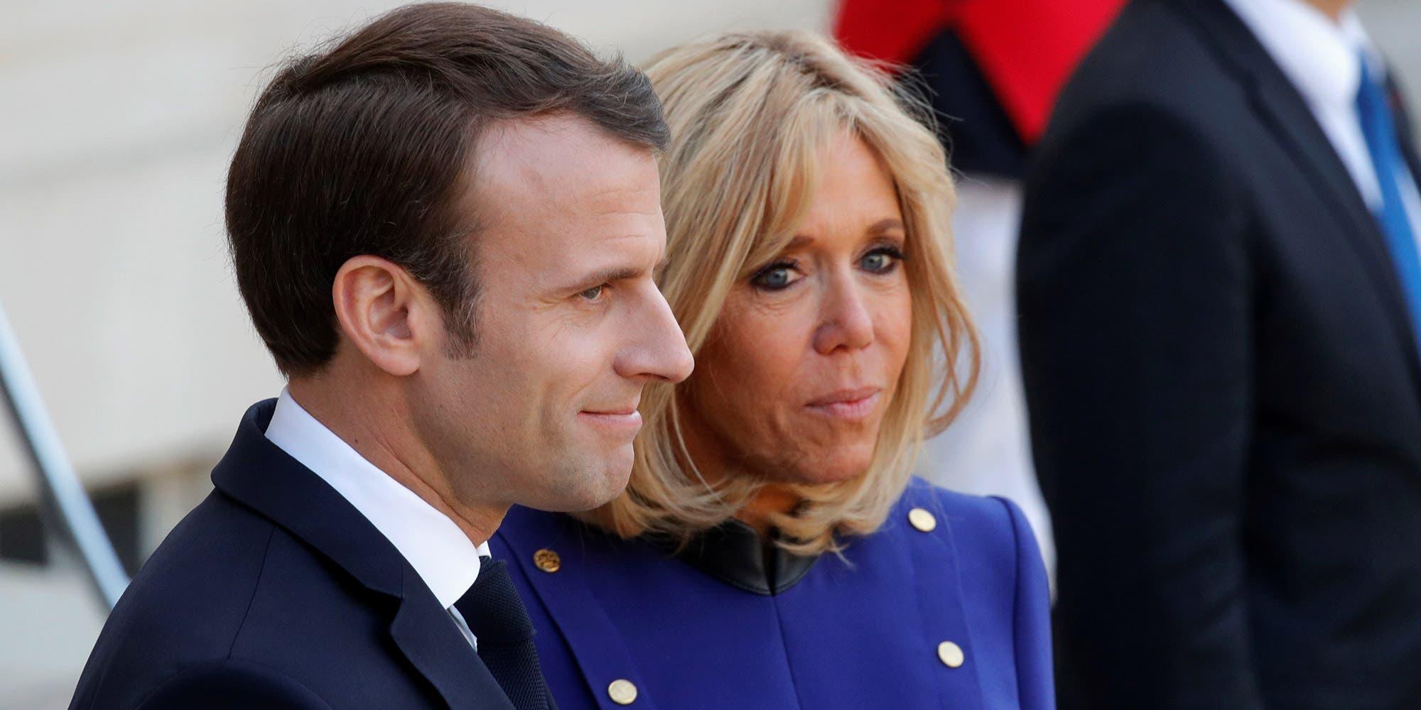 Brigitte Macron vit mal le confinement