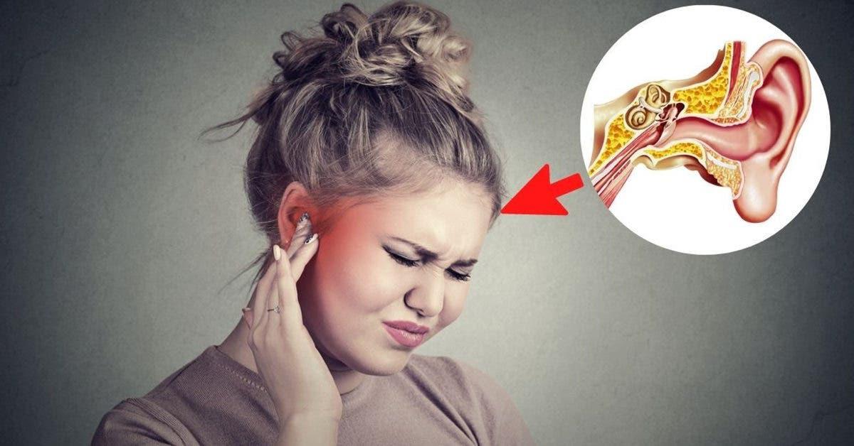 Est-il dangereux d'avoir les oreilles qui sifflent ou d'entendre des bruits de claquement ?