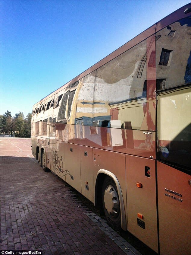 bus de transport